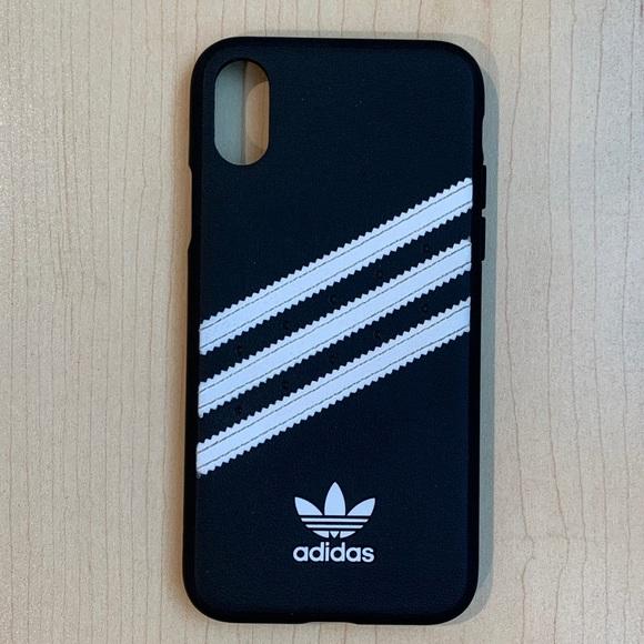 Adidas iPhone XS phone case